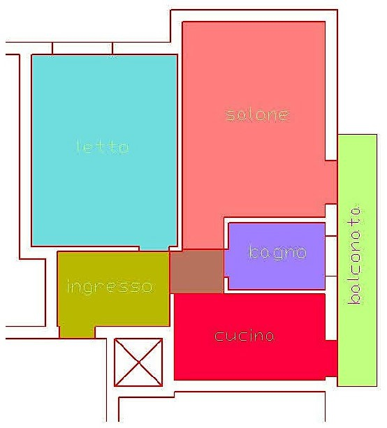 appartamento vendita meta